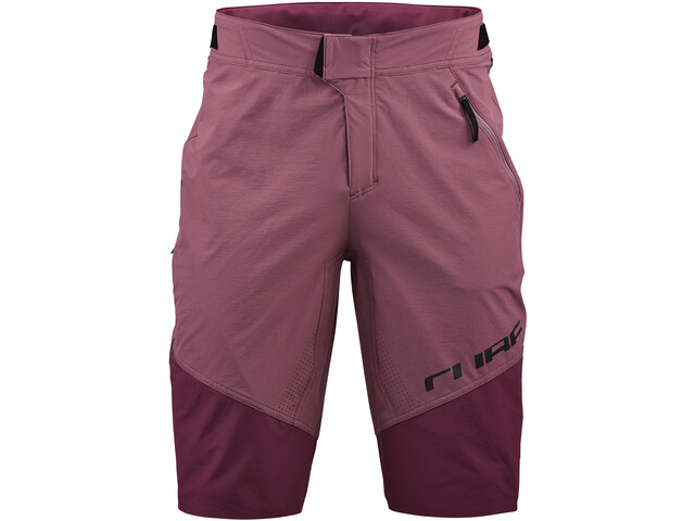 Cube Edge Baggy Shorts Herre bordeaux